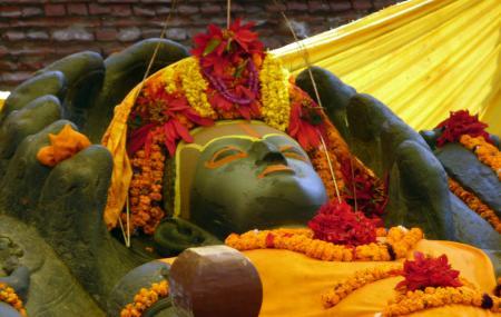 Budhanilkantha Image