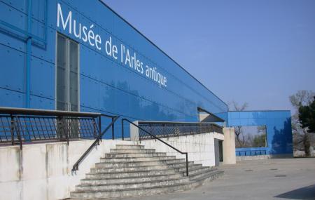 Musee De L'arles Et De La Provence Antique, Arles