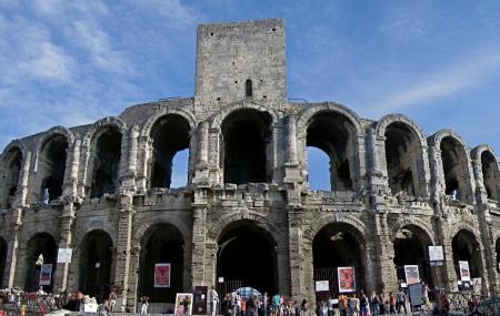 Amphitheatre D'arles Image