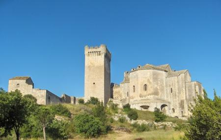 Abbey Of Montmajour Image