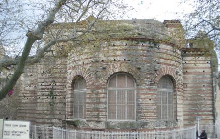 Baths Of Constantin Image