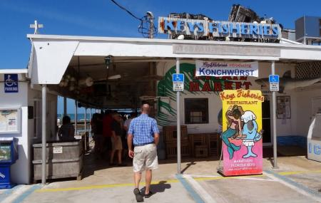 Keys Fisheries Bar Image