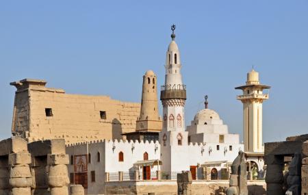 Abu Haggag Mosque Image