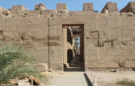 Karnak Open Air Museum Image