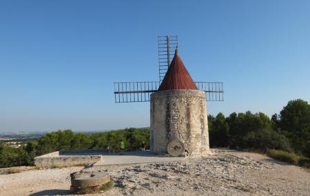 Moulin De Daudet Image