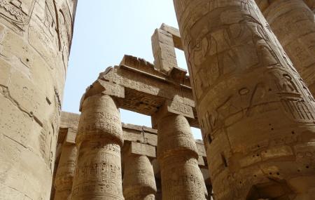 Temple Of Montu Enclosure Image