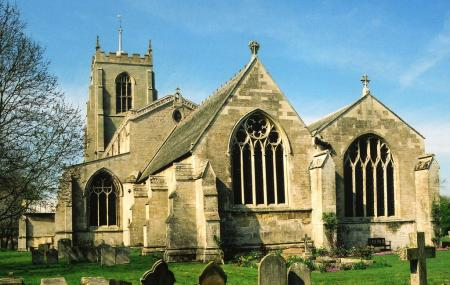 Old St.marys Church Image