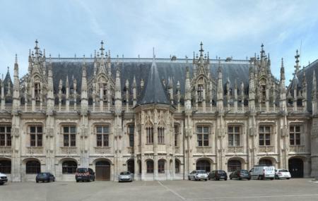 Image result for Rouen France Palais de Justice (Parliament of Normandy Court House)