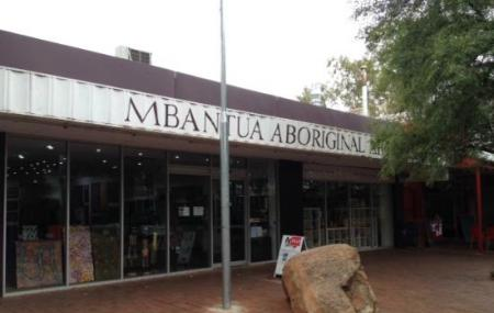 Mbantua Fine Art Gallery And Cultural Museum Image