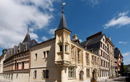 Hotel De Bourgtheroulde Image