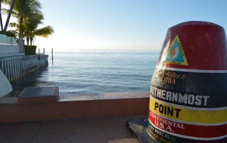 Southernmost Point Buoy Image