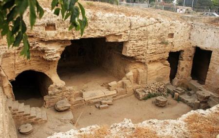 St. Solomon's Catacombs Image