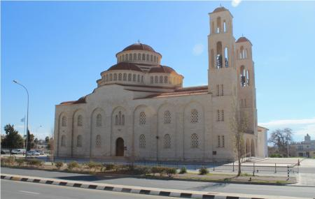 Agioi Anargyroi Church Image