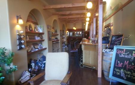 Casa Barranca Tasting Room Image