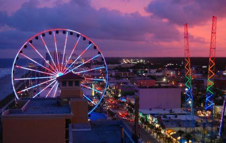 Myrtle Beach Sky-wheel Image
