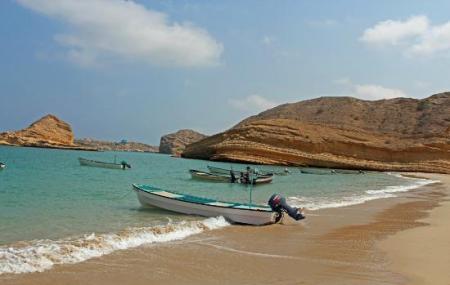Qantab Beach Image