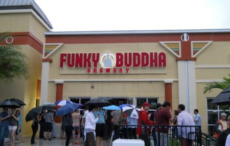 Funky Buddha Brewery Image
