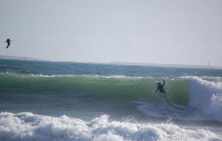 Surfing At San Miguel Image
