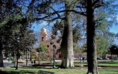Plaza Central Image