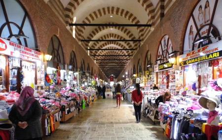 Grand Bazaar Of Edirne, Edirne