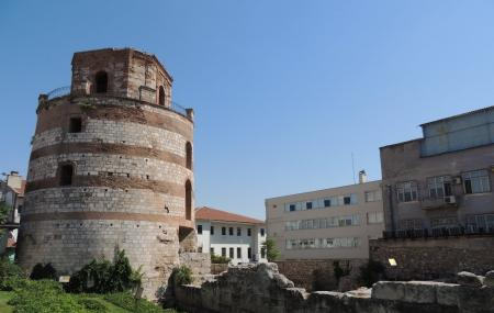 Macedonian Tower Image