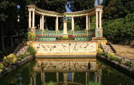Fontana Rossa Garden And Villa Image