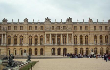 Chateau De Versailles Image