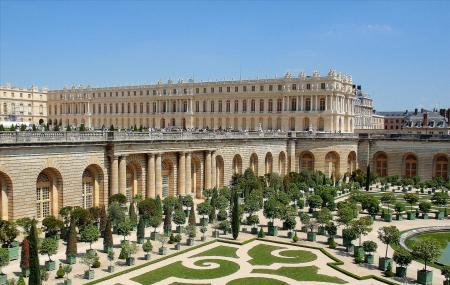Chteau De Versailles Gardens And Park Image
