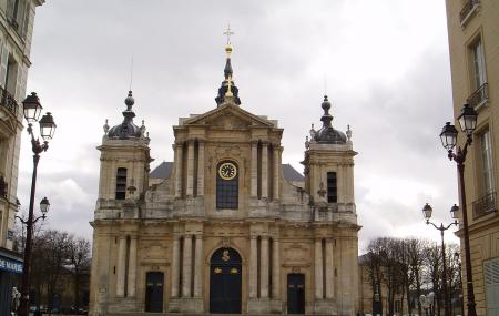Versailles Cathedral Image