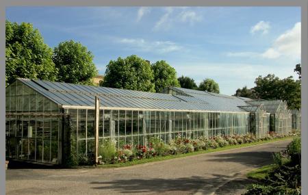 Jardin Botanique De Caen Image