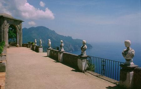 Villa Cimbrone Gardens Image