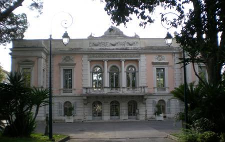 Carnoles Palace Art Museum Image