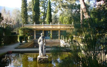 Jardin Serre De La Madone Image