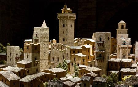 San Gimignano 1300 Image
