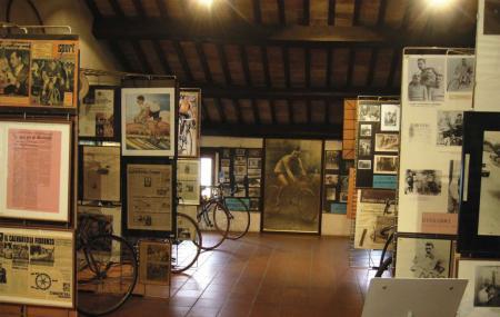 Madonna Del Ghisallo Or Museo Del Cyclismo Image