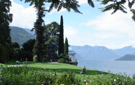The Garden Of Villa Melzi Or I Giardini Di Villa Melzi Image