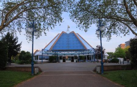 Planetarium Mannheim Image