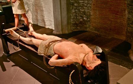 Medieval Criminal And Torture Museum, San Gimignano