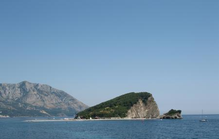 Island Of St Nicholas Image