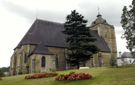 Saint-girons De Monein Church, Pau