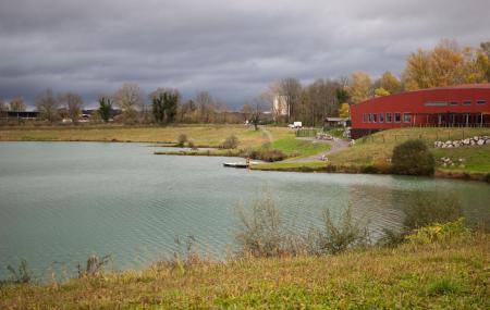 Lac D'uzein Image