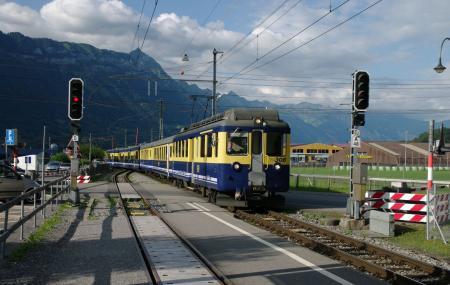 Bermese Oberland Railway Image