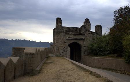 Kangra Fort Image