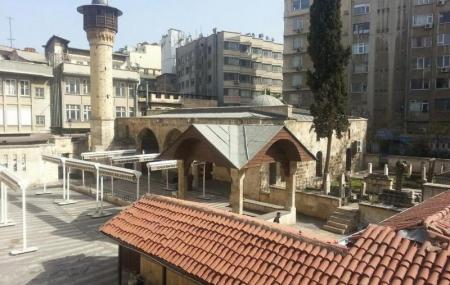 Omeriye Mosque Image