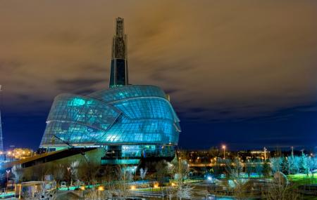 Canadian Museum For Human Rights Image