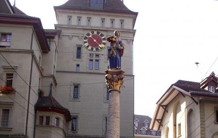 Prison Tower Image