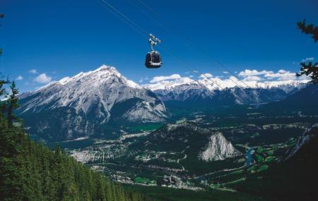 Sulphur Mountain Image