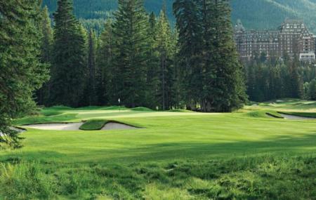 Banff Springs Golf Club Image