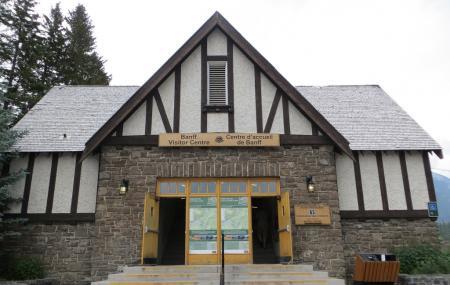 Banff Visitor Information Centre Image