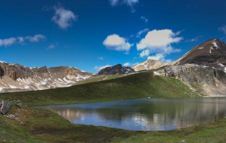Helen Lake Trail Image